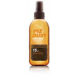 PIZ BUIN WET SKIN FPS - 15 PROTECCION MEDIA SPRAY SOLAR CORPORAL TRANSPARENTE 150 ML