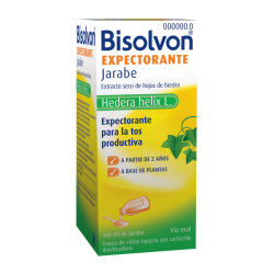 BISOLVON EXPECTORANTE 8.25 MG/ML JARABE 100 ML