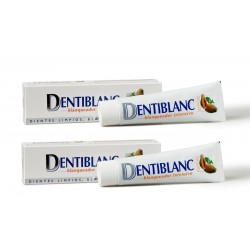 DENTIBLANC BLANQUEADOR INTENSIVO PASTA DENTAL DUPLO 100 ML 2 U