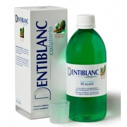 DENTIBLANC COLUTORIO DENTAL EXTRAFRESH 500 ML
