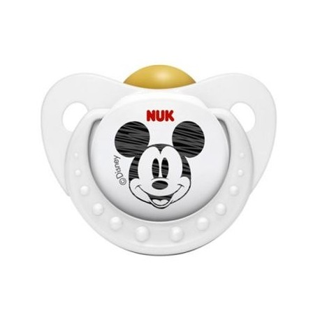 NUK CHUPETE LATEX ANATOMICO DISNEY MICKEY T2