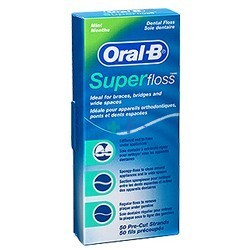 ORAL B SUPER FLOSS 50 UI HILO