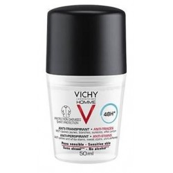 VICHY ANTI-TRANSPIRANTE ROLL-ON ANTIMANCHAS HOMBRE 50 ML