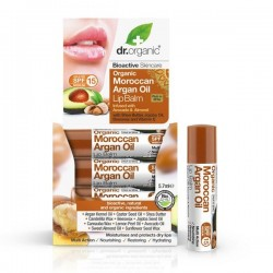 DR ORGANIC MOROCCAN ARGAN OIL LIP BALM 57ML