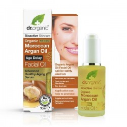 DR ORGANIC MOROCCO ARGAN OIL FACIAL 30ML