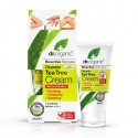 DR ORGANIC TEA TREE ANTISEPTIC CREAM 50ML