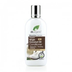 DR ORGANIC VIRGIN COCONUT OIL CONDITIONER 265ML