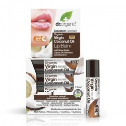 DR ORGANIC VIRGIN COCONUT OIL LIP BALM 57ML