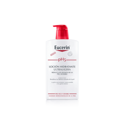 EUCERIN PH5 LOCION HIDRATANTE ULTRALIGERA 1000 ML