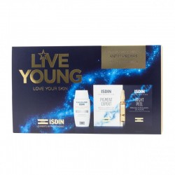 ISDINCEUTICS LIVEYOUNG RUTINA ANTIMANCHAS (10 DAY + 10 NIGHT + SPOT PREVENT)