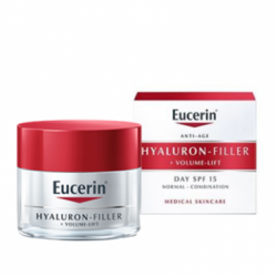 EUCERIN HYALURON FILLER VOLUME LIFT DIA PIEL NORMAL Y MIXTA 50 ML