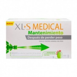 XLS MEDICAL MANTENIMIENTO 180 COMP
