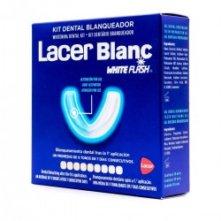 LACERBLANC WHITE FLASH KIT DENTAL BLANQUEADOR