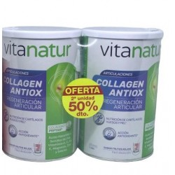 VITANATUR DUPLO COLLAGEN ANTIOX PLUS 360G