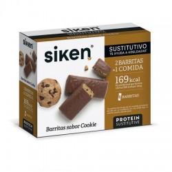 SIKEN BARRITA COOKIE 8 UNIDADES